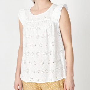 Broderie Top - Soyaconcept