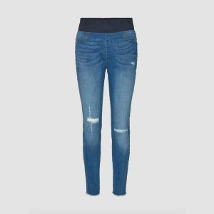 Jeans med Slids - Freequent